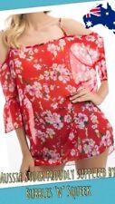 Women Girl Beach Dress Shirt Top Swimwear Bikini Chiffon Kaftan Cover Up Summer