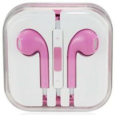 New Earphones for Apple iPhone 6s 5S 4S Remote & Mic Quality is same as Earpods