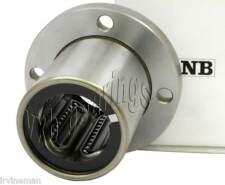 KBF8GUU NB Bearing Systems 8mm Ball Bushings Linear Motion Bearings