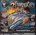 Thundercats THUNDERTANK Vehicle & Snarf Action Figure - NEW
