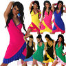 Miniabito abito donna vestitino ballo latino salsa merengue dress danza LI-1490