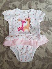 M&Co Baby Summer Giraffe Outfit Newborn BNWT