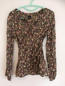 calvin klein Shirt, Long Sleeve Shirt, Size Small, Woman