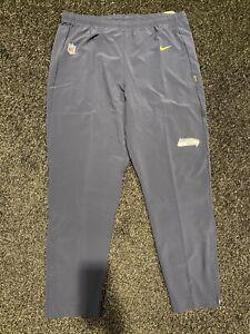 Nike Authentic NFL Seattle Seahawks Dri-Fit Flex On Field Pants 2XL