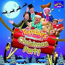 Mr Tumble's Something Special Christmas Party BBC Cbeebies Cd (Justin Fletcher)