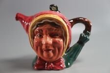 More details for beswick ware sairey gamp teapot 691 rare colour