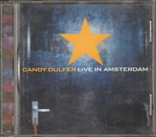 CANDY DULFER LIVE in Amsterdam CD 9 track 2001