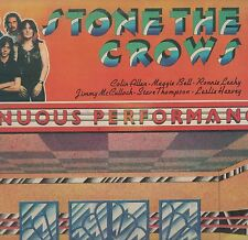 Stone The Crows - 'Ontinuous Performance' 1972 UK Polydor LP. Ex!