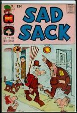 Harvey Comics SAD SACK. #218 VG 4.0