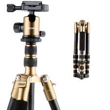 KF-TM2235 Professional Camera Tripod&Ball Head w/ 2-Section Center Mini for DSLR
