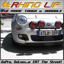 FIAT Weekend Panda Punto Qubo Ritmo-Strada Rubber Chin Spoiler Splitter RhinoLip