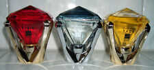 3 x 30ml Damen Parfum CRYSTAL by Jean-Pierre Sand Paris Jade Black Crystel Rubin