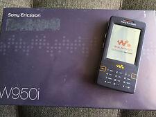 Sony Ericsson Walkman W950i - Mystic purple (Unlocked) Smartphone *VINTAGE*