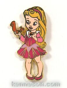 Disney Pin Toddler Princess Aurora
