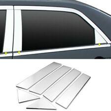 For 2005-2010 Chrysler 300/300C Dodge Magnum 6pcs Door Pillar Post Trim Covers (Fits: Chrysler)