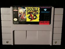 Double Dragon V: The Shadow Falls (Super Nintendo, 1994), Cart Only