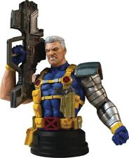 Marvel CABLE mini bust/statue~X-Men~X-Force~Gentle Giant~NIB