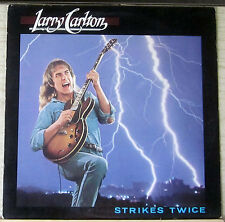 Larry Carlton Strikes Twice 1980 WB Records BSK 3380