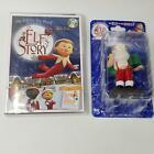 Elf on The Shelf An Elf's Story Santa Figurine DVD New Christmas Lot 2