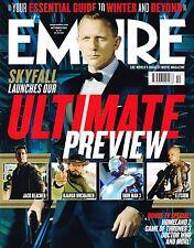October Empire Film & TV Magazines