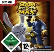 SAM UND MAX * SEASON ONE * DEUTSCH ********* BRANDNEU