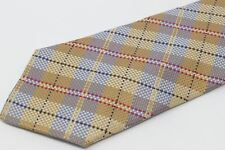 BASILE  silk neck tie made in Italy