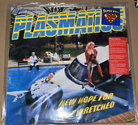 PLASMATICS!! NEW HOPE FOR THE WRETCHED! LTD EDITION PUNK VINYL SEALED MINT!