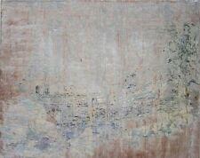 Peintures du XXe siècle et contemporaines huiles en paysage marin, bateau pour Expressionnisme