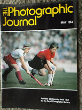 The Photographic Journal May 1984