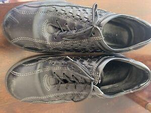 Ladies Ecco Dual Shock Size 8 (41) Shoe