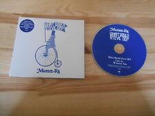 CD Indie Mumm-Ra - What Would Steve Do (3 Song) MCD COLUMBIA