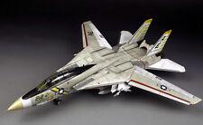 Award Winner Built Hasegawa 1/48 US NAVY F-14A Tomcat VF-142 +Metal Gear