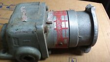 CROUSE-HINDS CES 2213 EXPLOSION PROOF RECEPTACLE.  W485