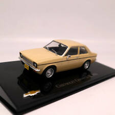 IXO 1:43 Chevrolet Chevette SL 1976 Diecast Toys Car Models Limited Edition