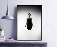"Philippe Halsman's ""Jump"" Photograph of Marilyn Monroe - Vintage Photo Print"