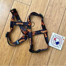 NWT San Francisco Giants Dog Harness size M
