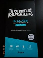 Ringke Invisible Defender Tempered Glass Screen Protector Sony Xperia Z5 Premium