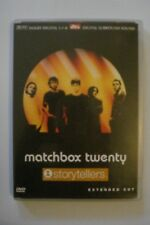 - MATCHBOX TWENTY STORYTELLERS [DVD] EXTENDED CUT [REGION 4 & 2] BRAND NEW
