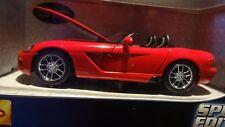 Estate DIECAST CAR 2003 Dodge Viper SRT-10 1:24 NEW Maisto Specal Ed Die Cast