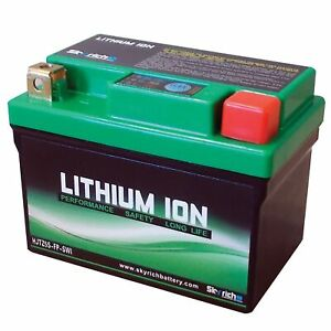 Skyrich Lithium Ion Battery Suitable for Husqvarna TE300 2016