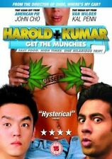 Harold and Kumar Get The Munchies 5050070028089 DVD Region 2