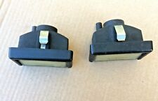 Smart Roadster 452 PAIR of Number Plate Light holders
