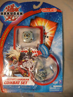 BAKUGAN BATTLE BRAWLERS NEW VESTROIA SPECTRA'S BAKUGAN COMBAT SET