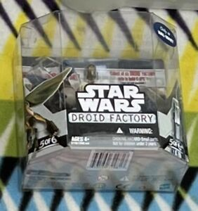 Star Wars Droid Factory 5 of 6