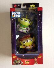 Mattel Disney Pixar Fest Alien Remix Toy Story Buzz Lightyear & Woody 2-Pack NEW