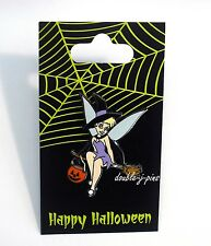 Dlr Halloween 2006 Tinker Bell as a Witch Disney Pin 47954