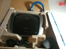 *WORKS* Linksys by Cisco WRT320N 24 Mbps Gigabit Wireless N Router 4-Port