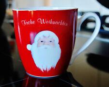 Weihnachts-Becher Tassen  Pott Weihnachtsmann Nana