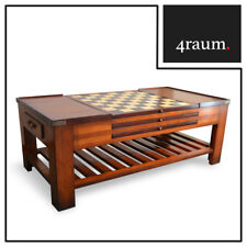 Authentic Models Spieletisch Coffee Table Chess Table Side Table