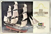 "Vintage 1979 USS Constitution ""Old Ironsides"" Model Kit 5404 15.75"" Long NIOB"